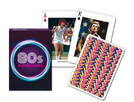 1980's Playing Cards